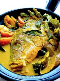 fish cuisine curry fish the burning kitchen