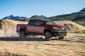 100 Motor Trend Truck Of The Year History Chevrolet Colorado ZR2 2018 Of The Finalist