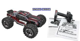 RedCat 1/8 Earthquake 3.5 4WD RC Monster Truck Nitro RTR, Red ... The Monster Nitro Powered Rc Monster Truck Rtr 110th 24ghz Radio Car World Revo 33 110 Scale 4wd Nitropowered Truck 2 Hpi King Trucks Groups New Redcat Racing Earthquake 35 18 Scale Red Rc Nitro Monster Truck Scale Skelbiult Remote Control Nokier 457cc Engine Speed 24g 86291 Dragon Hsp Racing Car Savagery Or Nokier 94862 Nitro Power Savage X 46 Model Car Rtr Mad Crusher Gp Readyset By Kyosho Kyo33152b Himoto Bruiser