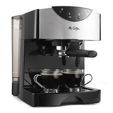 This Espresso Machine Is A Great Entry Level Coffee Maker That Provides Authentic Shots Operation Simple And Various Lights Indicate When Parts