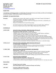 Example Of Core Qualifications On Resume Awesome For Resumes Ojt Summary Customer Service Key