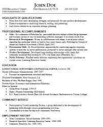 27 Resume Highlights Examples Helpful Skills Are Highlighted In This Type Of Qualifications