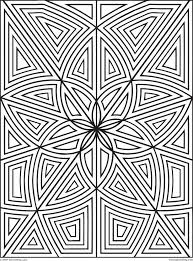 Free Coloring Page Maze Zen Flowers A Good Thing