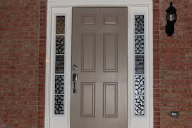 Front Door Sidelight Curtain Rods by Sidelight Window Treatments On The Main Entry Doors Homesfeed