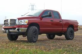 100 Big Truck Rims How A Tire Can You Get On Your Stock Ram Diesel Army