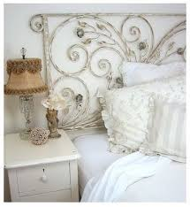 Wrought Iron And Wood King Headboard by Best 25 Wrought Iron Headboard Ideas On Pinterest Iron Cabin