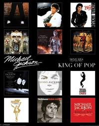 michael jackson album poster plakat 3 1 gratis bei europosters