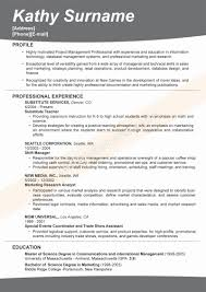 Sample Of Resume Title Lovely Best Examples Gallery Example Ideas