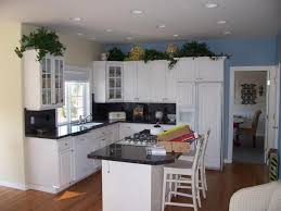 Kitchen Paint Colors With Black Granite Countertops
