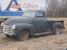 Vintage Chevy Truck Pickup Searcy Ar Ideas Of 1950 Chevy Truck Parts ...