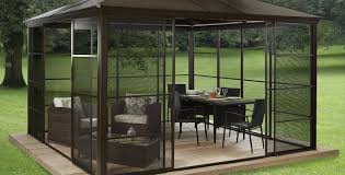 Pergola : Gazebo Canopy Replacement Covers With Alluring Gazebo ... Garden Sunjoy Gazebo Replacement Awnings For Gazebos Pergola Winds Canopy Top 12x10 Patio Custom Outdoor Target Cover Best Pergola Your Ideas Amazing Rustic Essential Callaway Hexagon Patios Sears