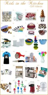 How to Get Kids and Teens Cooking in the Kitchen Gift Ideas
