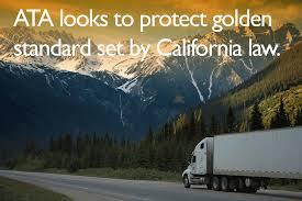 Senate Responds To ATA Requests For New Trucking Provision Revolving ...