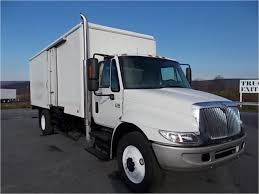 100 Truck Reefer 2007 INTERNATIONAL 4200 Refrigerated For Sale Auction