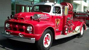100 Old Fire Trucks YouTube