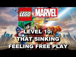 Lego Marvel That Sinking Feeling Minikit by Blu Ray Review U0027that Sinking Feeling U0027 Worldnews