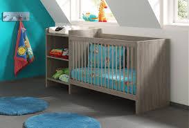 rangement chambre bébé rangement lit bebe