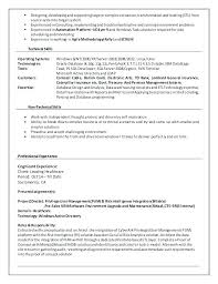 Information Technology Architect Resume Sample Solution Free Letter Templates Online