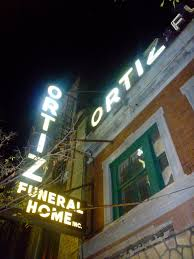 Lost City A Good Sign Ortiz Funeral Home