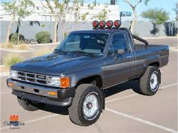 1986 Toyota Pickup For Sale | ClassicCars.com | CC-1169339 1986 Toyota Sales Brochure Efi Turbo 4x4 Pickup Glen Shelly Auto Brokers Denver Govdeals 1 Ton Long Bed Reg Cab 2wd Youtube 1990 Overview Cargurus Sr5 Extendedcab Truck Stock Fj40 Wheels Super Clean T25 Anaheim 2016 V8 Ex Bad Boy Toy 4cam 32valves Hilux Wikipedia Lift Kits Tuff Country Ezride The And Tacoma Compared Spec For Deluxe Toyota Pickup Deluxe 4x4 Regular Cab Sly Lumpkins 4runner Bfgoodrichs What Are You