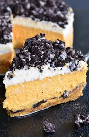 Pumpkin Cheesecake Gingersnap Crust Food Network by Creme Brulee Pumpkin Cheesecake Will Cook For Smiles
