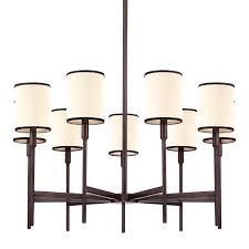aberdeen chandelier hudson valley lighting