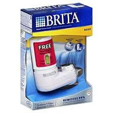 Brita Faucet Replacement Filter Chrome by Faucet Water Filters Kmart