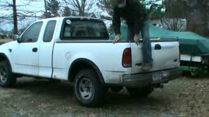 TailGate Master Pickup Truck Steps - The Only Way To Get Into And ...
