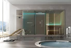 hammam shower space sauna for luxurious hotel idfdesign