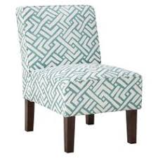 turquoise burke slipper chair with buttons fabulous furniture