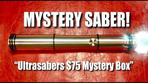 Ultrasabers $75 Mystery Box Lightsaber #1 Unboxing/Review By ...
