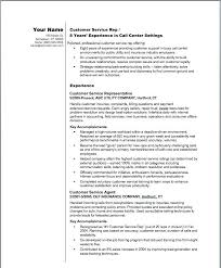 Client Service Officer Resume Customer Representative Sample To Get