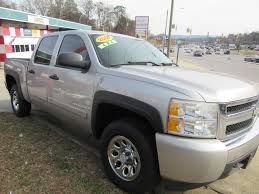 2007 CHEVY SILVERADO PICKUP TRUCK IN ASHEVILLE — Superior Auto Sales ...