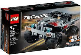 100 Truck Toyz Store LEGO 42090 Getaway De Shop