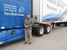 100 Truck Driver Training Outstanding Project Award Given To TDT Program CKTC