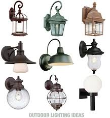 outdoor lighting ideas for your front porch outdoor light