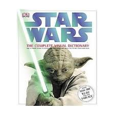 Star Wars The Complete Visual Dictionary Hardcover Robert E