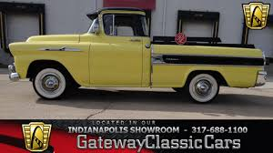 1958 Chevrolet Cameo   Gateway Classic Cars   685-NDY 1957 Chevrolet Cameo For Sale 75603 Mcg 1955 Chevy A Appearance Hot Rod Network 1956 Pickup Amazing Frameoff American Dream 195558 The Worlds First Sport Truck 1958 Stock Photo 20937775 Alamy Gateway Classic Cars 1656lou Forgotten Truckin Magazine Sale Classiccarscom Cc794320 Tubd Snub Nose Custom 43116