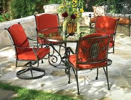 Meadowcraft Patio Furniture Cushions by Wrought Iron Patio Furniture U2013 Bangkokbest Net