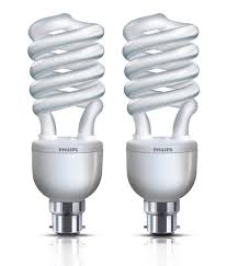 philips cfl pack of 4 tornado spiral bulbs 5 watt buy philips