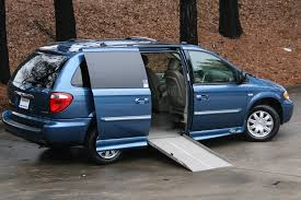 AMS Legend Side Entry Wheelchair Van Conversion
