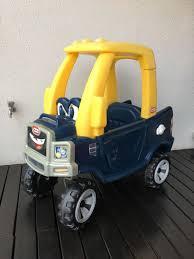 100 Little Tikes Cozy Truck RideOn Wagon USED Babies Kids Toys