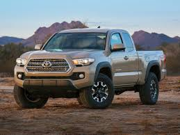 Used 2016 Toyota Tacoma TRD Offroad 4X4 Truck For Sale In Dothan AL ...