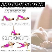 Bedtime ab workout