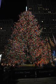 Christmas Tree Disposal Nyc by Christmas Tree Lighting 2014 Nyc Christmas Lights Decoration