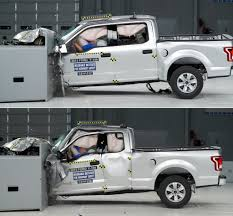 Ford F-150 Gets Mixed Crash Test Results - The San Diego Union-Tribune