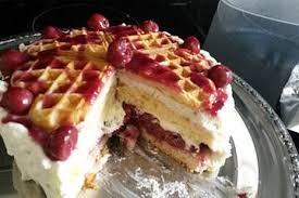 bergische waffel torte