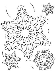 Printable Snowflake Coloring Page Free PDF Download At Coloringcafe