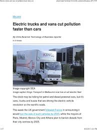 Electric Trucks And Vans Cut Pollution Faster Than Cars | Car | Truck Refrigerator Truck Van Dealership Houston Chastang Ford Sales Pipefab Co Laois Ireland Grill Bars Roof Bars Light Family Trucks And Vans Denver Co 80210 Car Auto Renault Electrified The French Cook Serial Electric Trucks Vans Used Cars Corpus Christi Tx Fleet Street Food By Kruglivector Thehungryjpegcom Daventry Uk March 13 2018 Dunlop Motsport Logo On New Chevrolet For Sale Capitol In Refrigerated Vans Trucks Bush Specialty Vehicles And Best Image Kusaboshicom