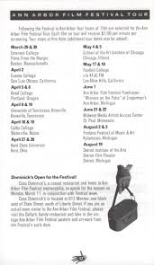 Littlefield Patio Cafe Ut Hours by 34th Ann Arbor Film Festival Program Ann Arbor Film Festival Archive